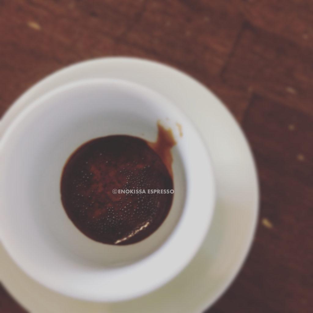 Love the stain of espresso!